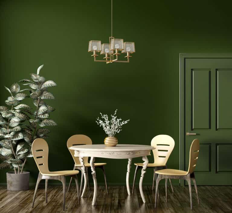 dining room lighting height