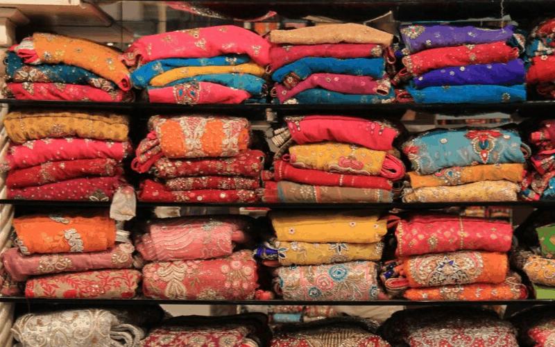 boho rich fabrics