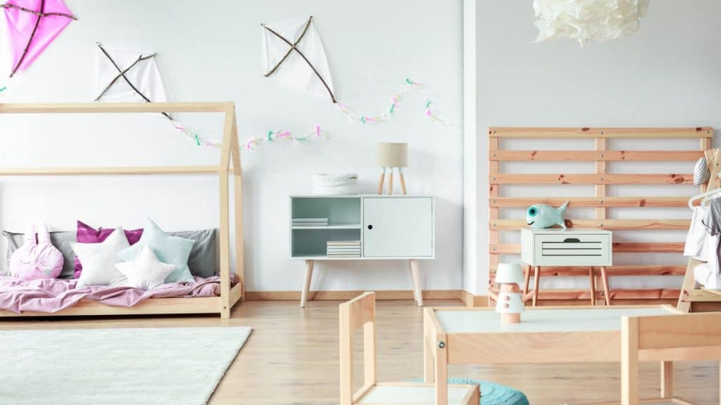 decorate for kids spaces