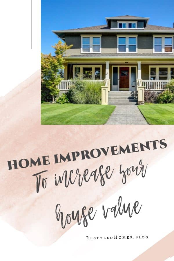 Increase your home's value step by step guide