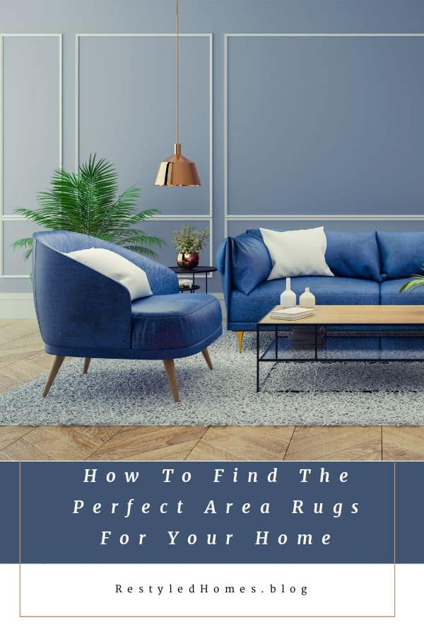 What is the perfect size area room for your room?