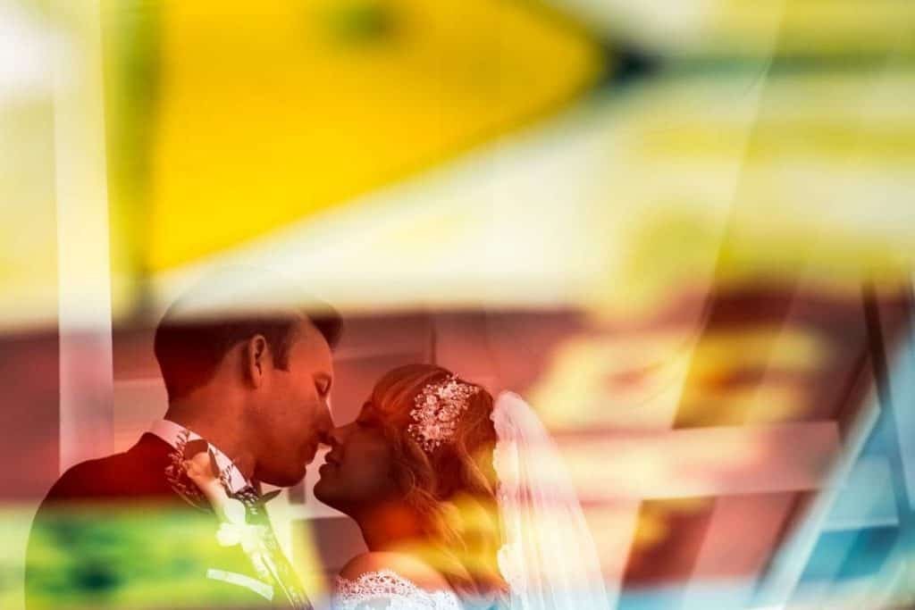 Photography becomes art during weddings