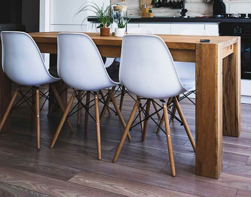DIY home project table inspiration